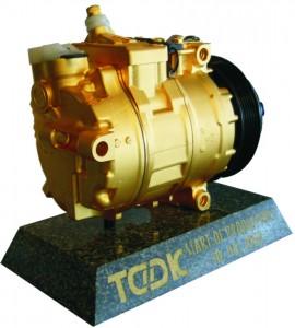 TDDK - company information - golden compressor