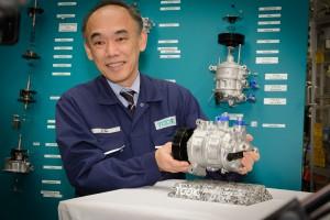 TDDK - 30-millionth compressor