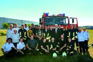 TDDK - Kooperation mit der Feuerwehr