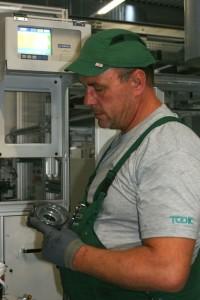 TDDK - Tätigkeitsfelder - Maschinenbediener/in