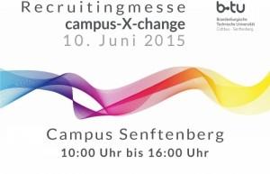 TDDK - Wir sind dabei - Campus-X-Change in Senftenberg