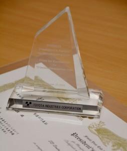 TDDK - Aktuelles - President's Award