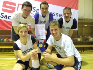 TDDK - Aktuelles - Volleyball-Advents-Turnier