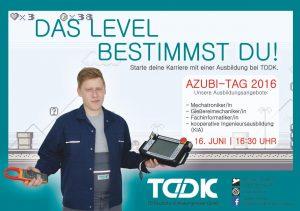 TDDK - Aktuelles  -Azubitag 2016