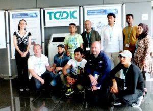 TDDK - Aktuelles - Werksbesichtigung