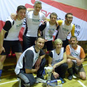 TDDK - Aktuelles - Advents-Volleyball-Turnier