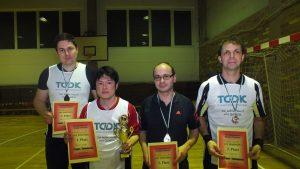 TDDK - Aktuelles - Tischtennisturnier