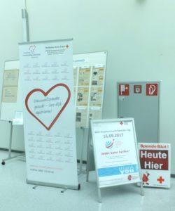 TDDK - Beiträge - Blutspende 2017