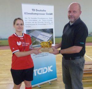 TDDK - Beiträge - 1. TDDK-Cup Frauenfußball