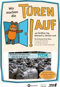 TDDK - Beiträge - Maus-Türöffner-Tag 2018