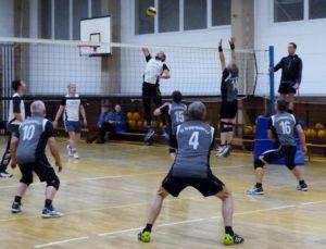 TDDK - Beiträge - Volleyball-Adventsturnier 2018