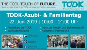 TDDK - Beiträge - Azubi- und Familientag 2019