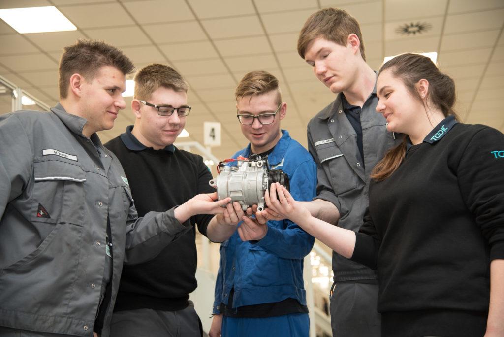 TDDK - Studium & Ausbildung - The cool touch of future.