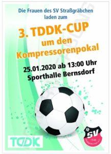 TDDK - Beiträge - Frauenfußball Cup um den Kompressorenpokal 2020