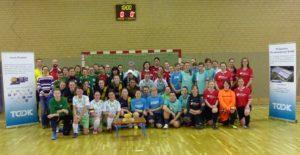 TDDK - Beiträge - Frauenfußball-Cup um den goldenen Kompressor 2020