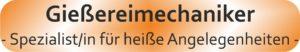 TDDK - Studium & Ausbildung - Gießereimechaniker/in