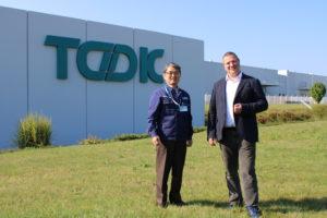 TDDK - Beiträge - 2021: Roland Ermer und Udo Witschas besuchen TDDK